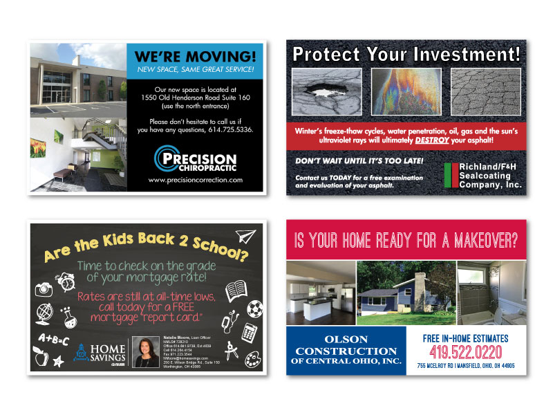 Business Promotion Mailers
