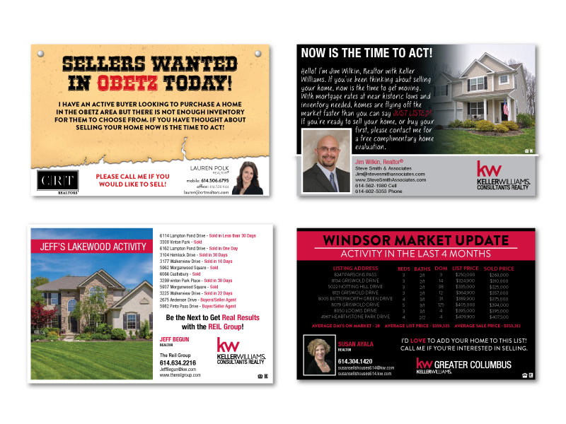 Real Estate Marketing Mailers
